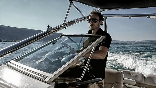 son bateau