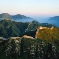 chine paysage muraille